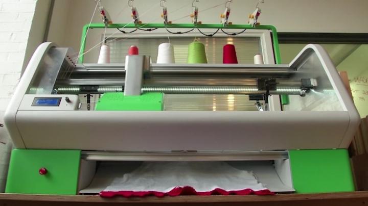 masina de tricotat
