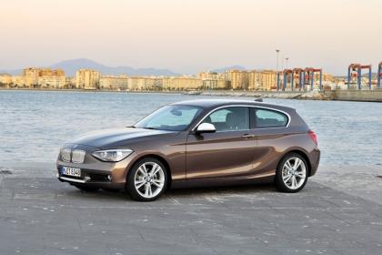 Oficial: Noul BMW Seria 1 in 3 usi