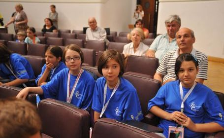 Prima Universitate a Copiilor in Aula Magna a Facultatii de Drept, 21 iunie-2 iulie