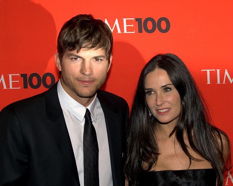 Demi Moore divorteaza de Ashton Kutcher?