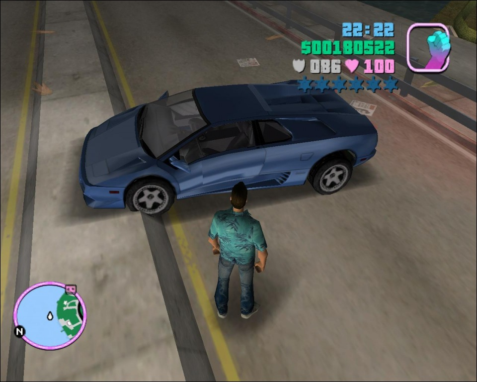 free download GTA Vice City Mod - Ultimate Vice City 2.07