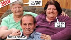 Un barbat din Marea Britanie s-a casatorit cu soacra sa