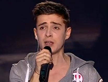 Andrei Leonte este castigatorul de la X Factor