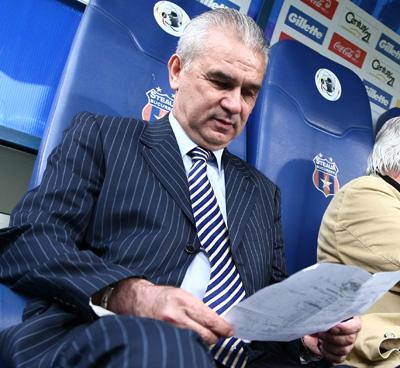 Iordanescu: Gigi Becali mi-a propus sa fiu antrenor la Steaua dar am refuzat