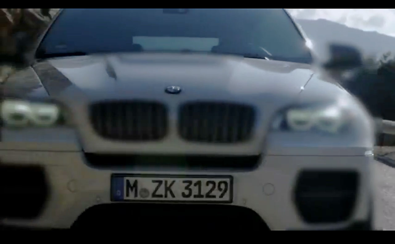 BMW X6 M50d - Teaser Video