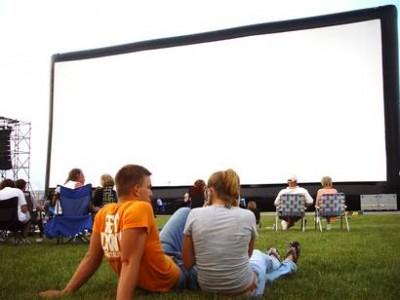 Cinema in parc, in perioada 16 - 22 august