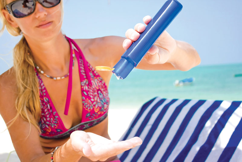 Cum sa aplici produsele de protectie solara mai eficient
