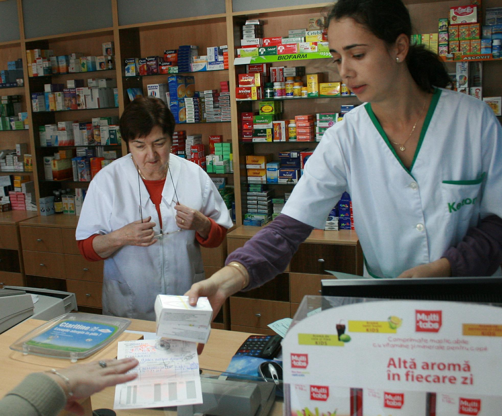 Farmaciile nu mai elibereaza medicamente compensate