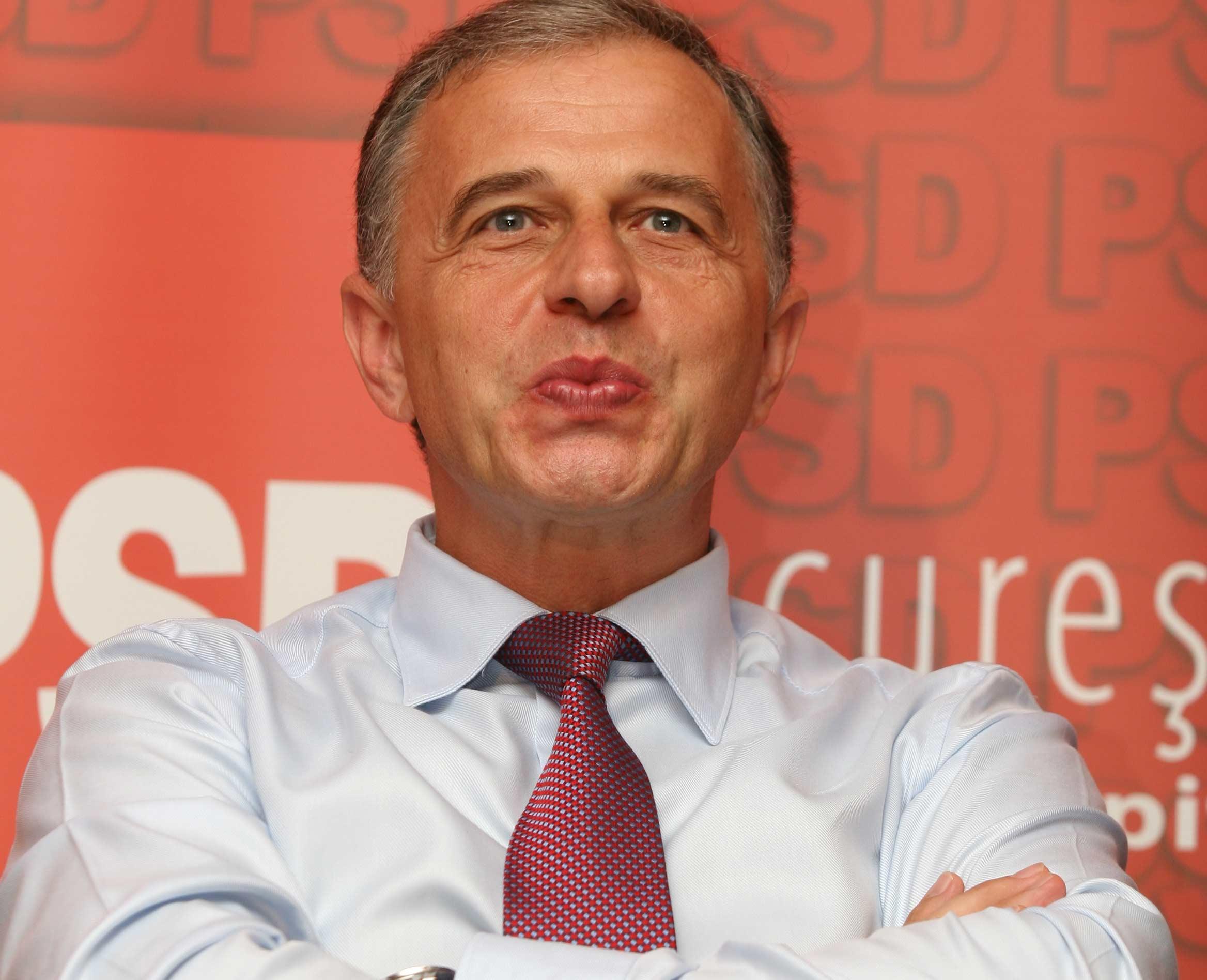 Mircea Geoana a fost exclus din PSD?