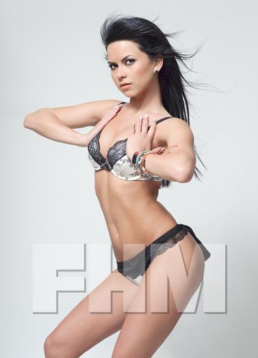 Inna, cea mai sexy femeie din lume