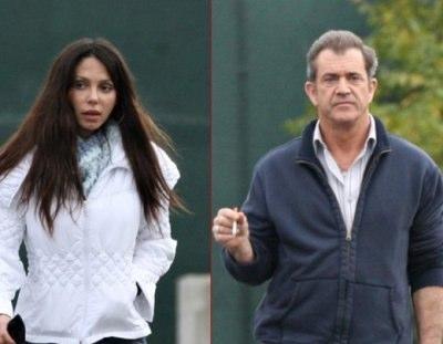 Oksana Grigorieva declara ca a fost lovita de Mel Gibson
