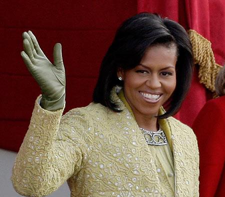 Michelle Obama, un simbol in moda pentru milioane de femei din lume