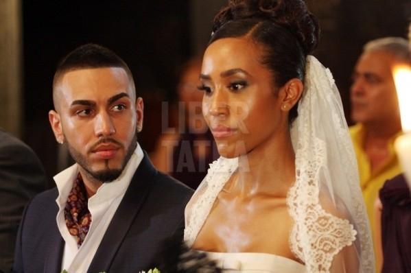 Cantaretul Alex Velea s-a casatorit cu iubita sa Ana