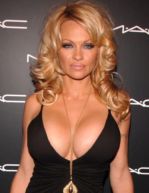 Pamela Anderson, in faliment