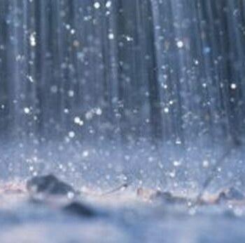 ANM: Va ploua torential in toata tara, pana vineri