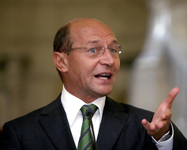 Traian Basescu a fost la CSM