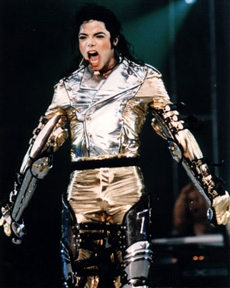 VEDETE: Michael Jackson