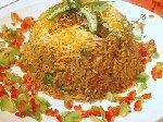 Salata de orez cu curry