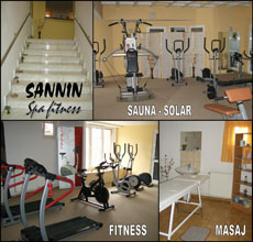Sannin SPA Fitness